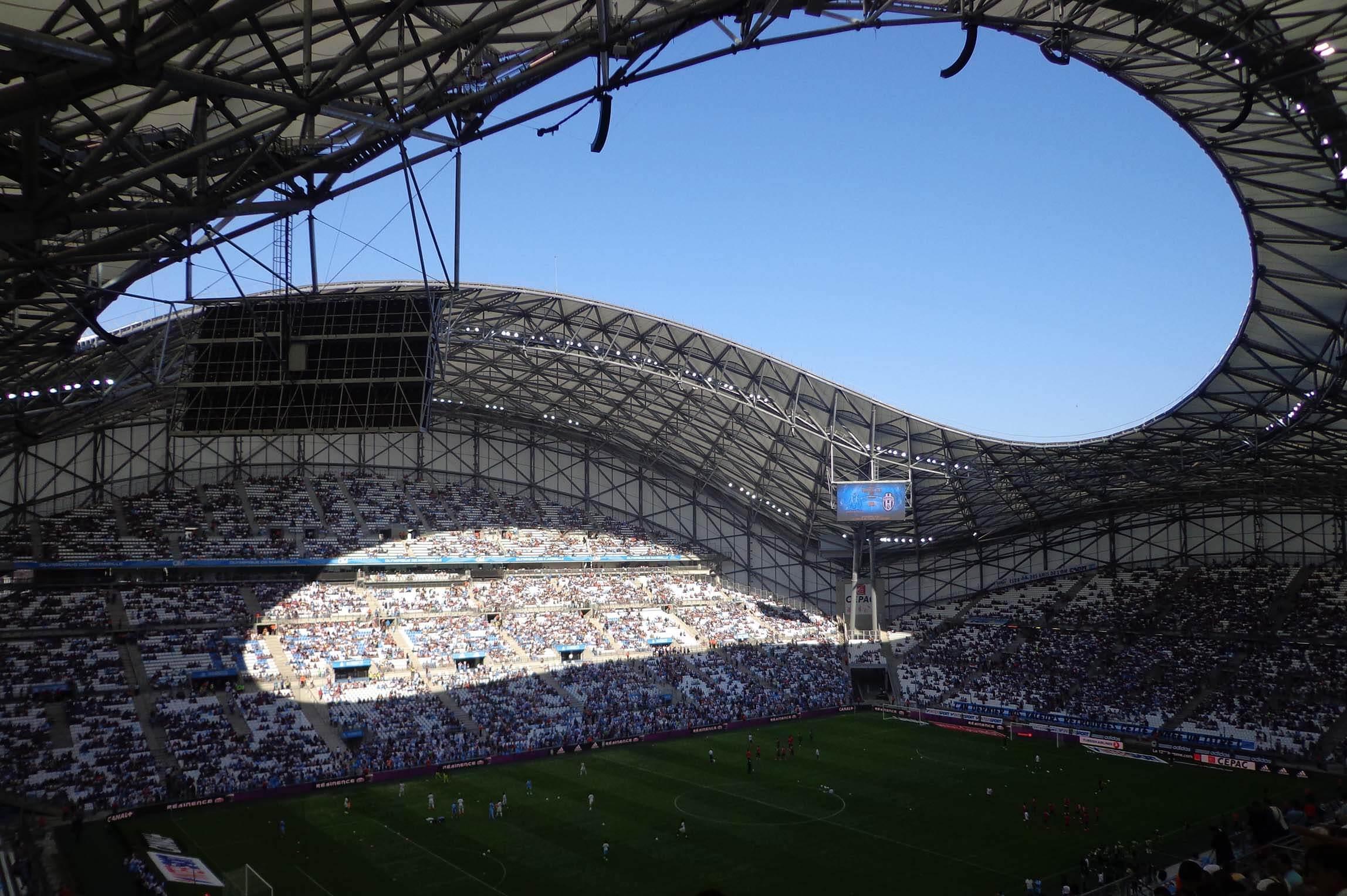 Marseille Stadion